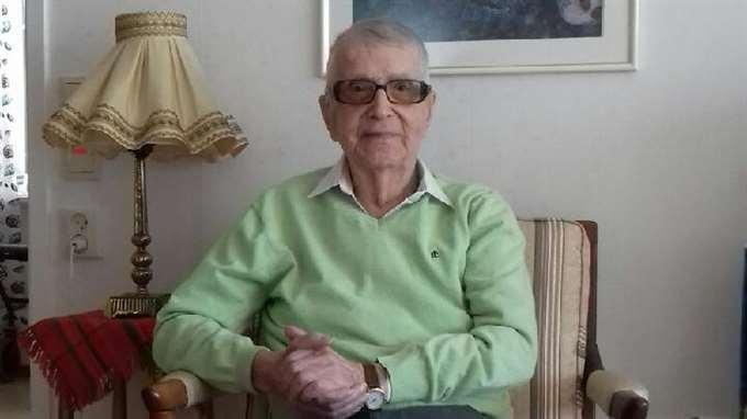 Carl fyller 109 år idag.