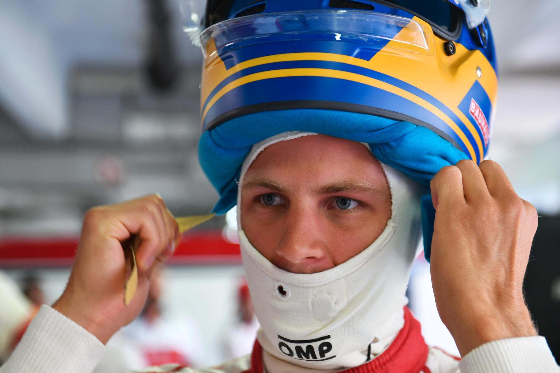 Efter fem år i F1 som förare har Marcus Ericsson en annan roll, han är nu tredjeförare hos Sauber.
