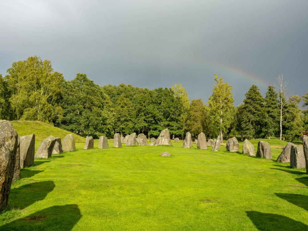 Anundshögsområdet och Badelundaåsen, Sveriges främsta fornlämningsområden