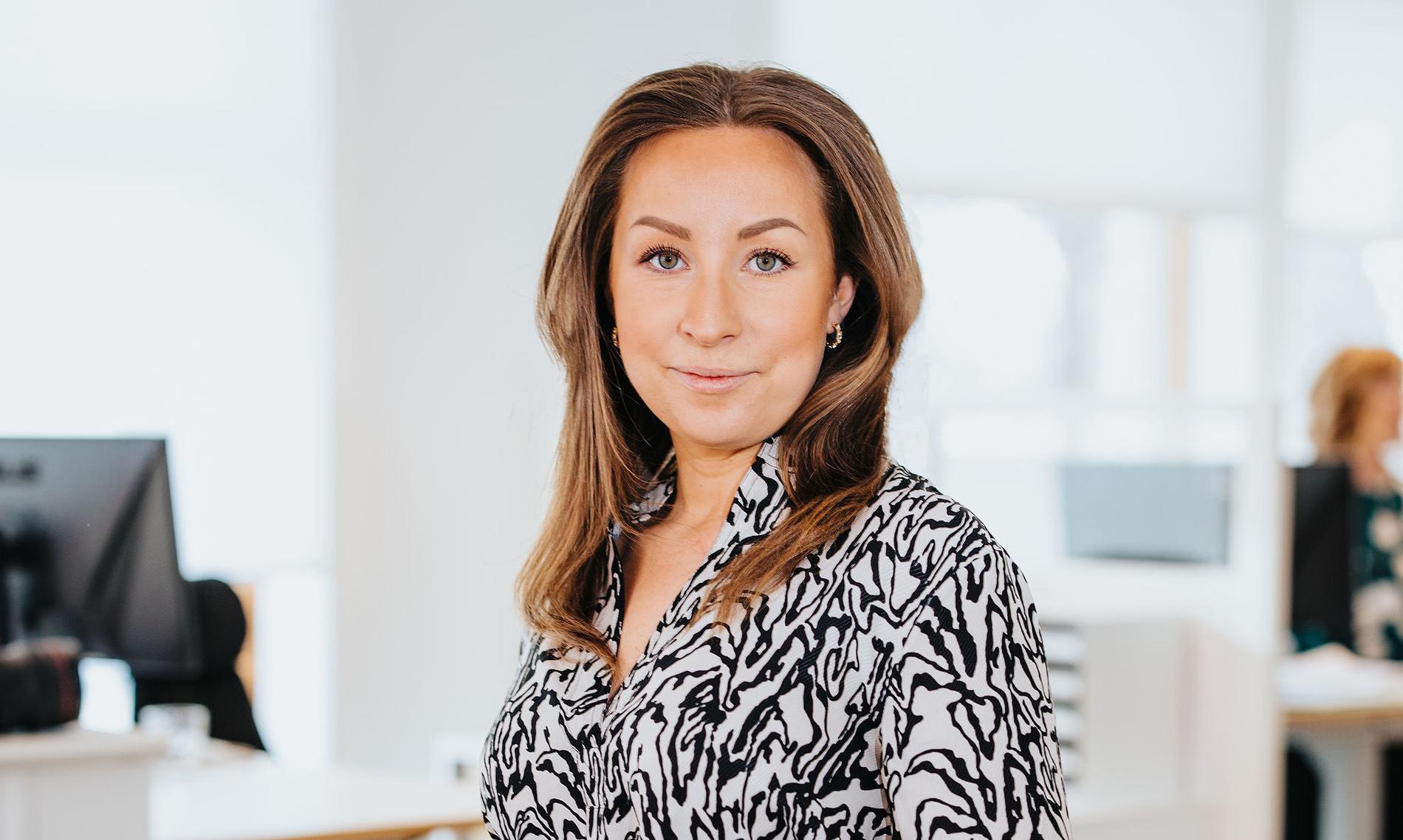 Nina Lundström, Mäklarcity Umeå