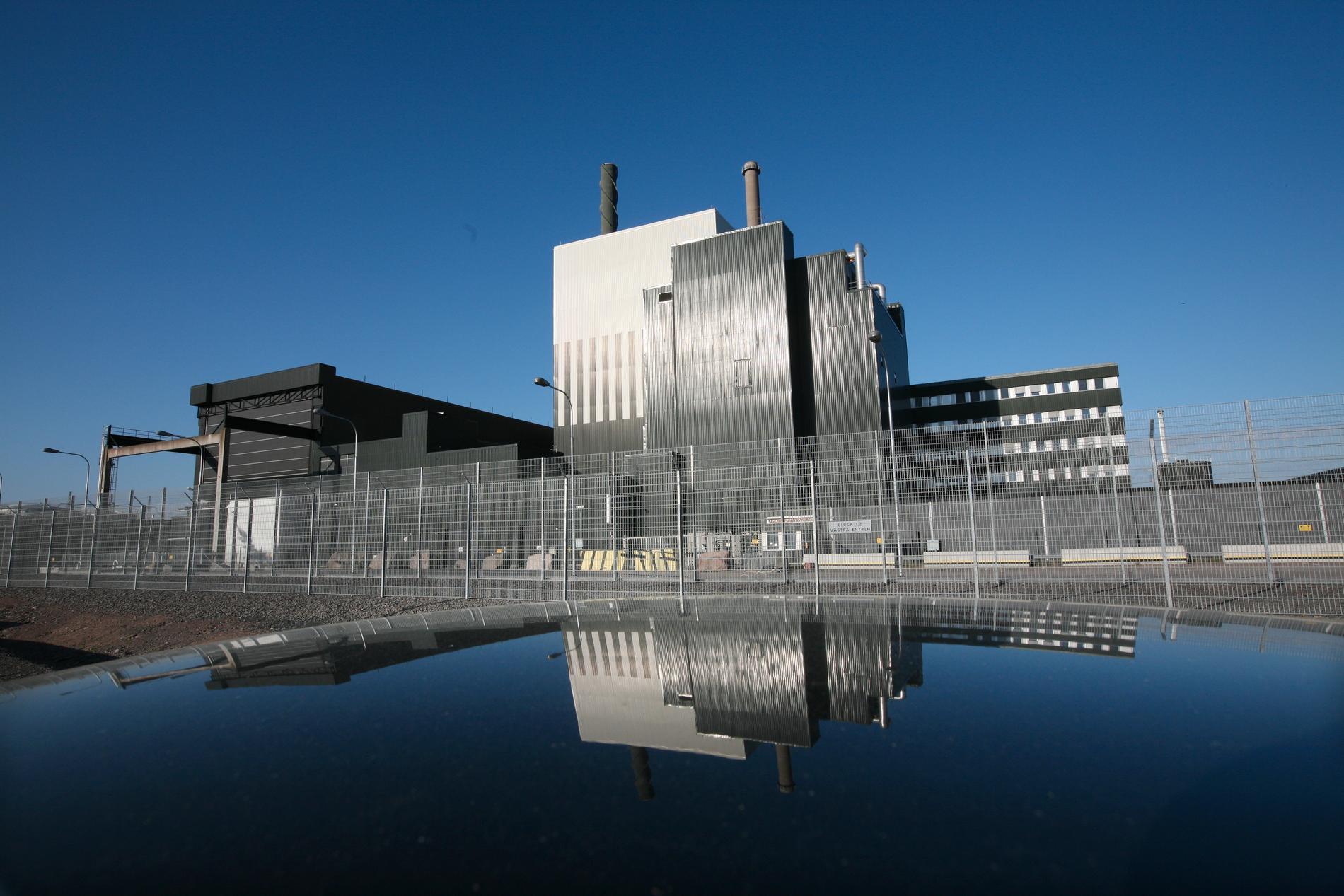 Oskarshamns kärnkraftverk. Bilden är en arkivbild.