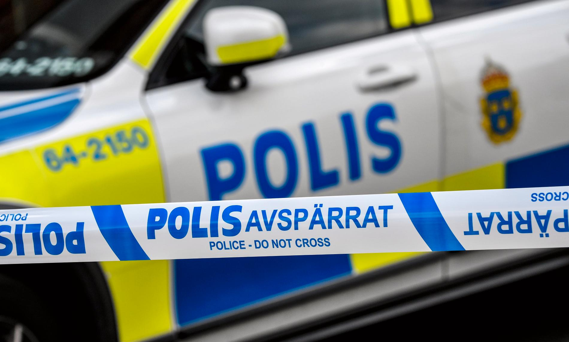 Polisen i Västerås utreder två fall av mordförsök som båda skedde under måndagskvällen. Arkivbild.