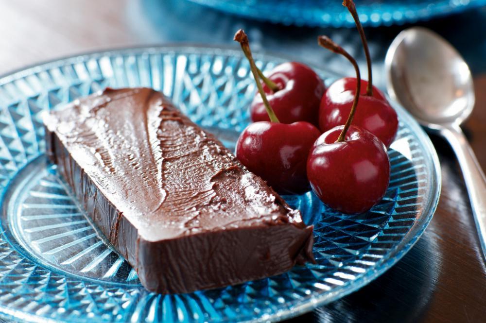Chokladterrin – lyxig och lättgjord