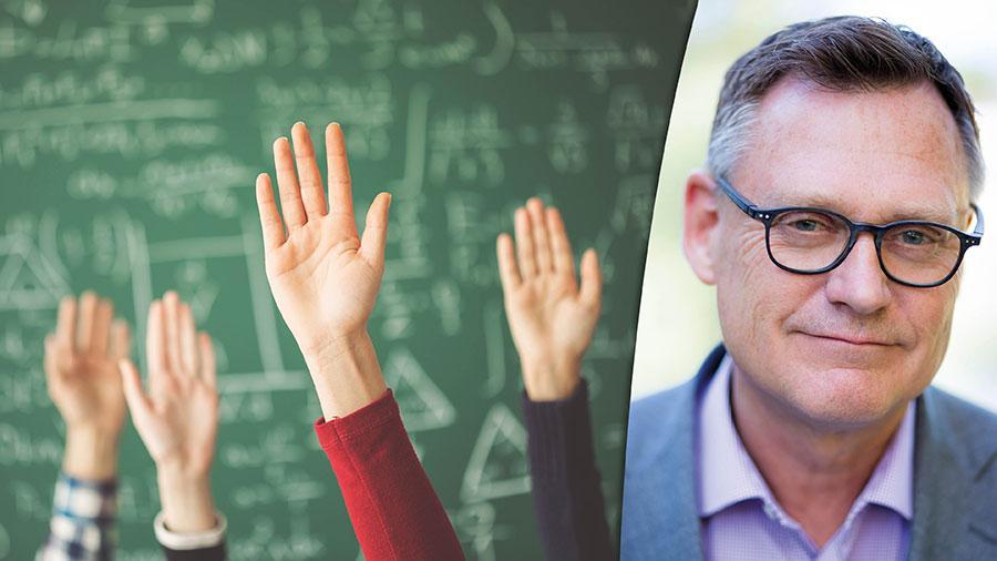 Vår prognos visar att det kommer att saknas 45000 lärare om 15 år. Vi har identifierat sex områden med arbetsuppgifter som lärarassistenter kan arbeta med, skriver Peter Fredriksson.