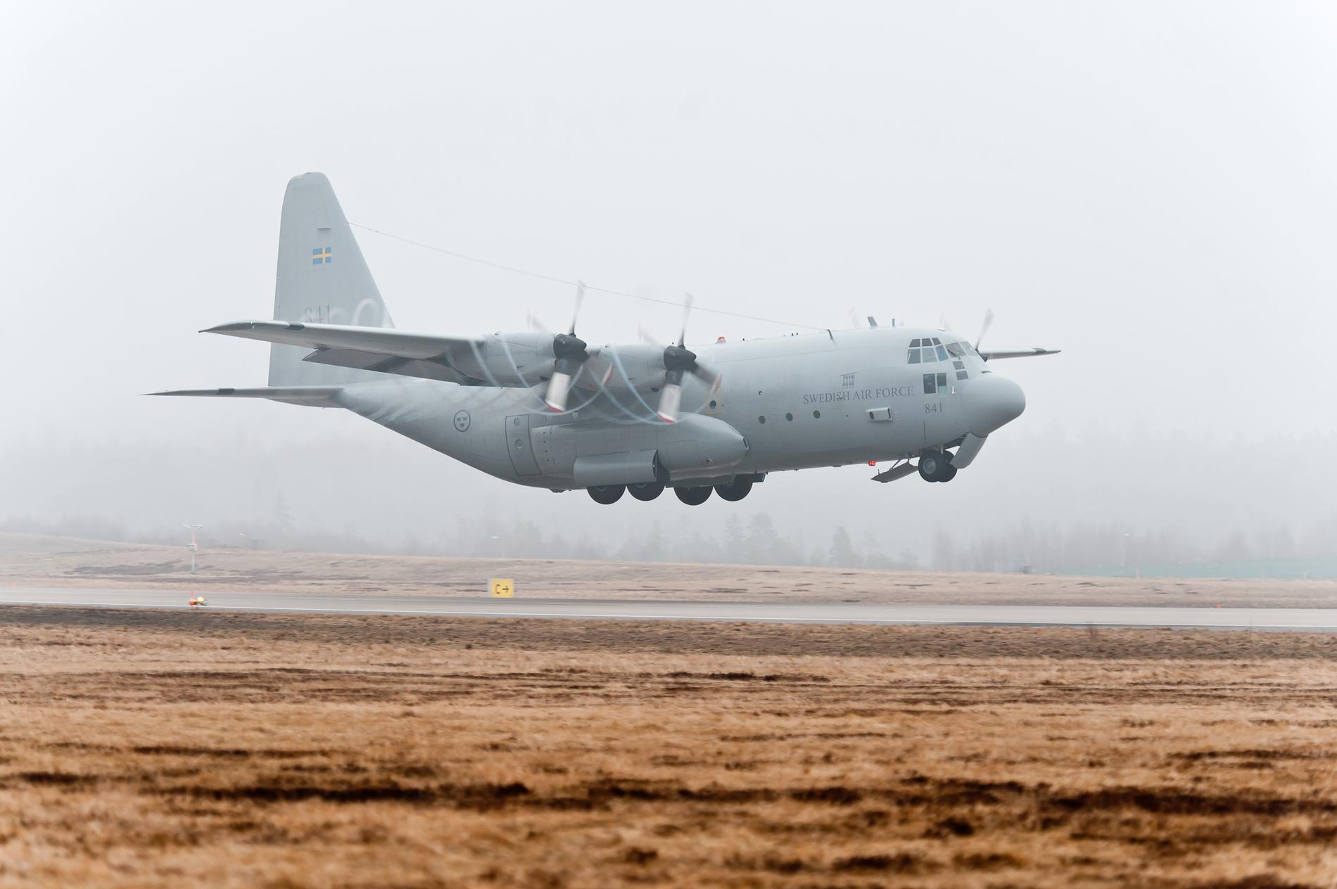 Försvarsmaktens Herculesplan användes vid evakueringen från Afghanistan.