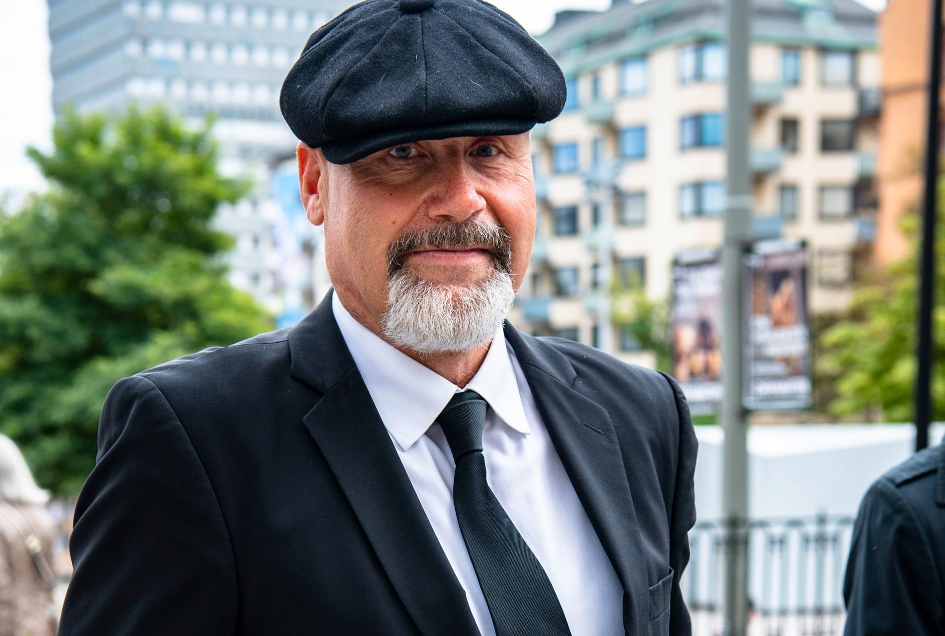 Niklas Holmgren.