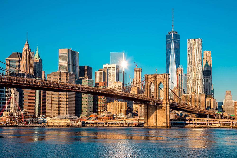 New York – hit vill svensken helst av allt åka.