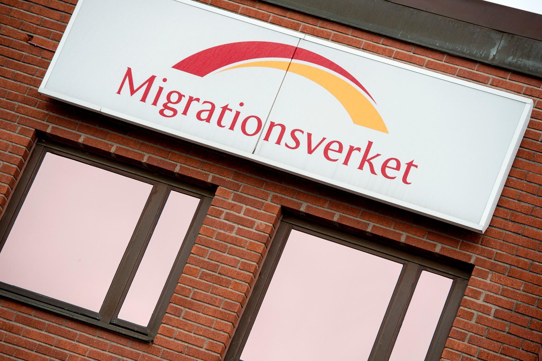 Under natten har ett antal personer rymt från Migrationsverkets anläggning i Märsta. Arkivbild.
