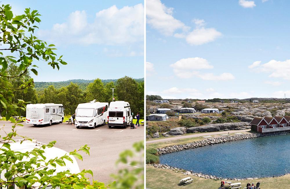 Många är på jakt efter ställplatser för husbilen till sommaren.