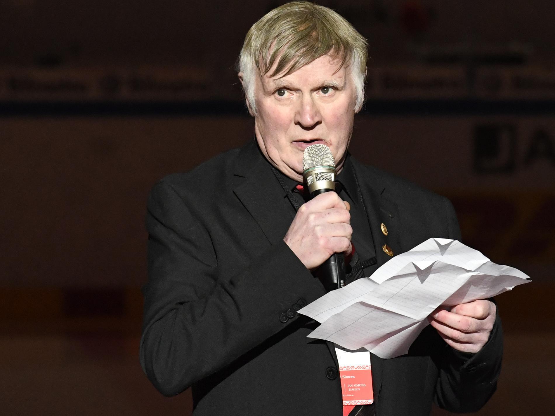 Jan Simons blev 71 år.