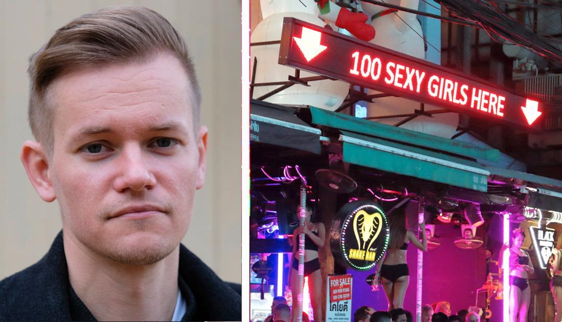 I FHM:s senaste befolkningsstudie av svenskars sexualvanor (2019) uppgav nio procent av tillfrågade svenska män att de hade köpt sex – och i 80 procent av fallen hade det skett i andra länder, skriver Joakim Medin, journalist.