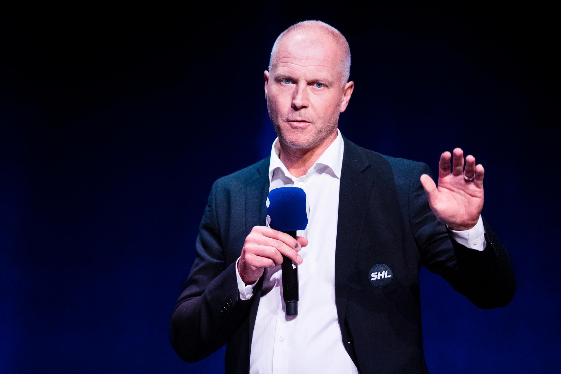 Ulf Rönnmark.
