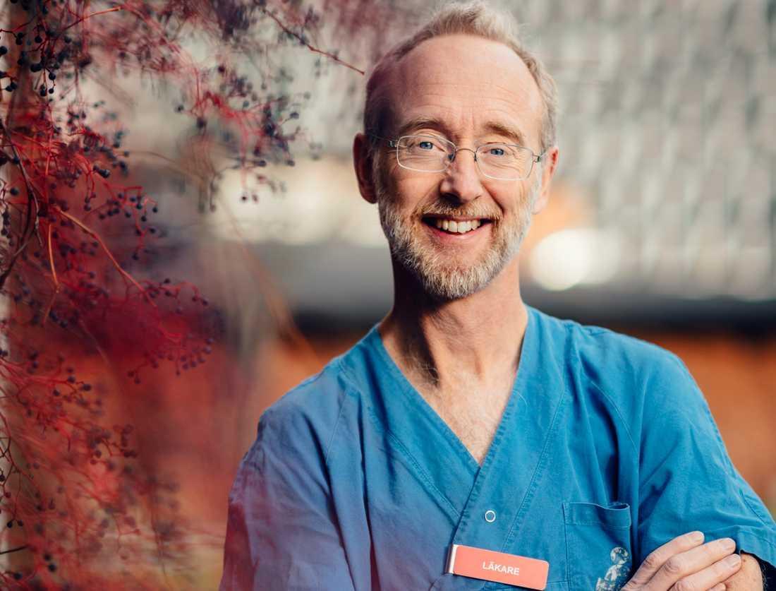 Jonas F Ludvigsson, barnläkare, kommer svara på läsares frågor som barns hälsa.