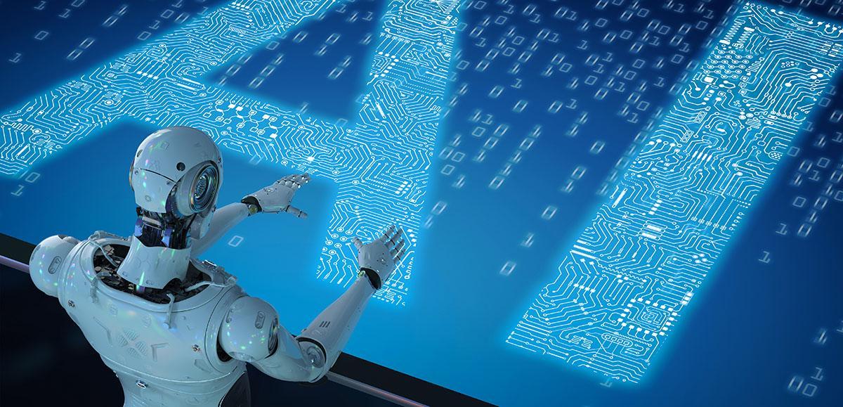 """""""The AI way to drift astray"""" klipps och tonsätts av en människa men på sikt ska roboten ta över även detta."""