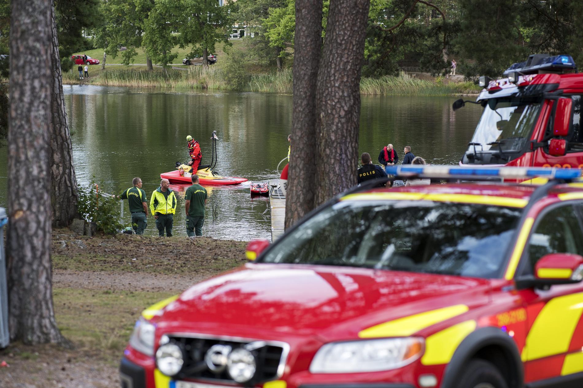 """""""Drunkning är en stor folkhälsoutmaning som inte löser sig själv"""", säger Mikael Olausson, områdesansvarig säkerhet på Svenska livräddningssällskapet."""