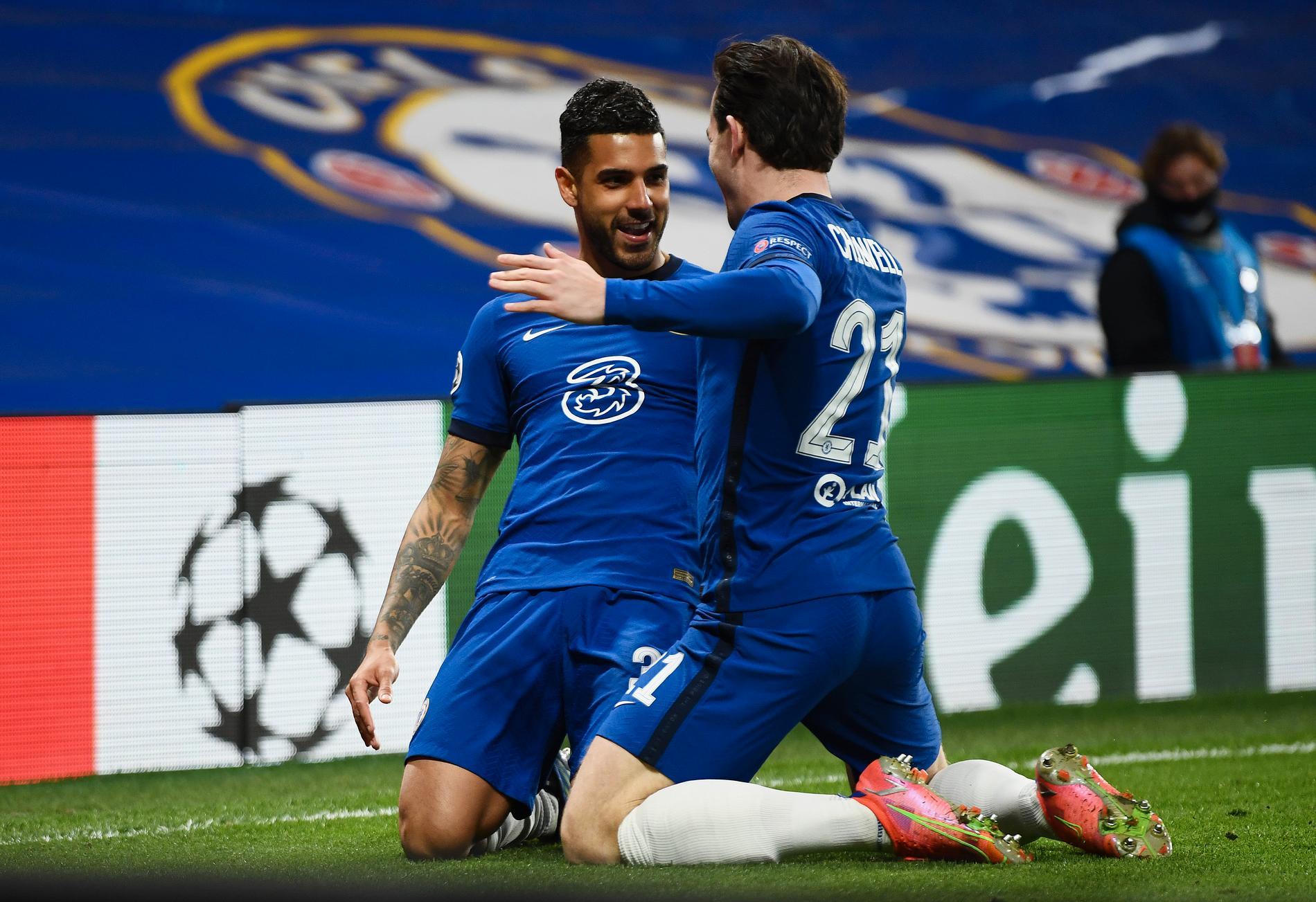 Chelsea är klart för sin tredje final i Champions League.
