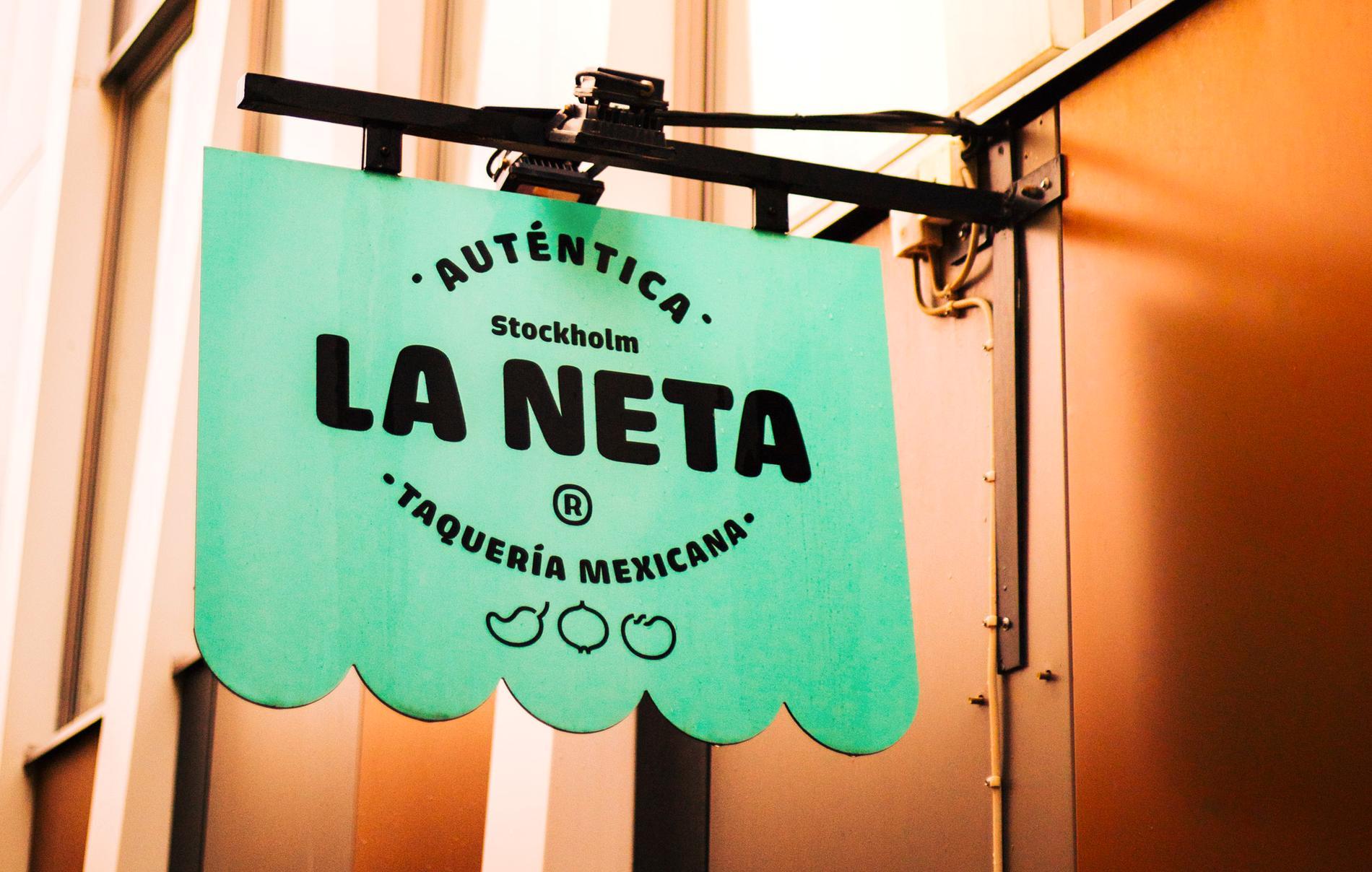 """La neta betyder """"sanningen"""" på mexikansk slang."""