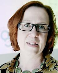 Madeleine Sjöstedt.