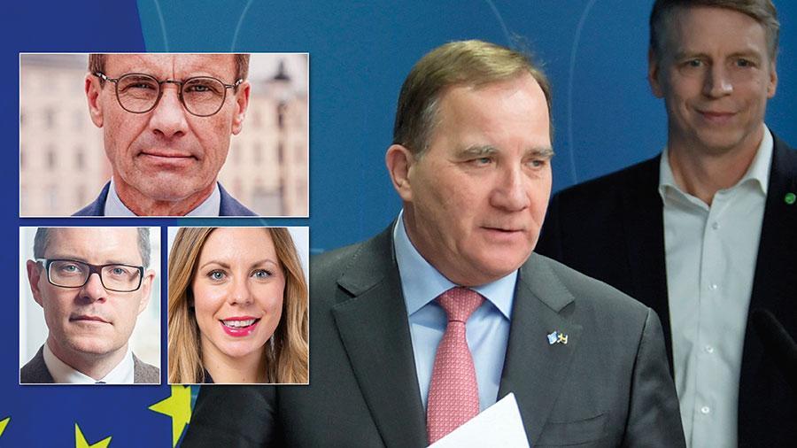 Sverige måste dra rätt lärdom av det tyska experimentet att avveckla kärnkraften. Ställ inte fossilfria energislag mot varandra. För att klara omställningen krävs vatten-, vind-, sol- och kärnkraft, skriver Ulf Kristersson, Lars Hjälmered och Jessica Rosencrantz.
