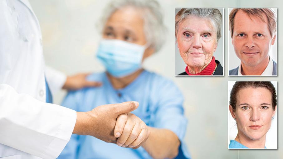 Vi vill att arbetsgivare ska kunna kräva att anställda är vaccinerade för att få utföra vissa arbetsuppgifter i neonatalvården, cancervården eller hemtjänsten, skriver Lina Nordquist, Barbro Westerholm och Christer Nylander från Liberalerna.