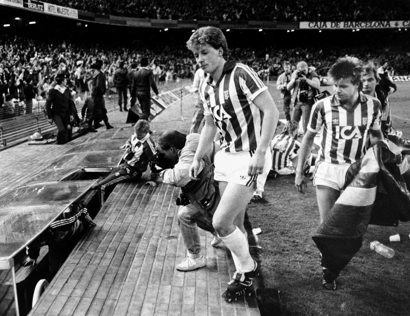 Roland Nilsson, till höger.