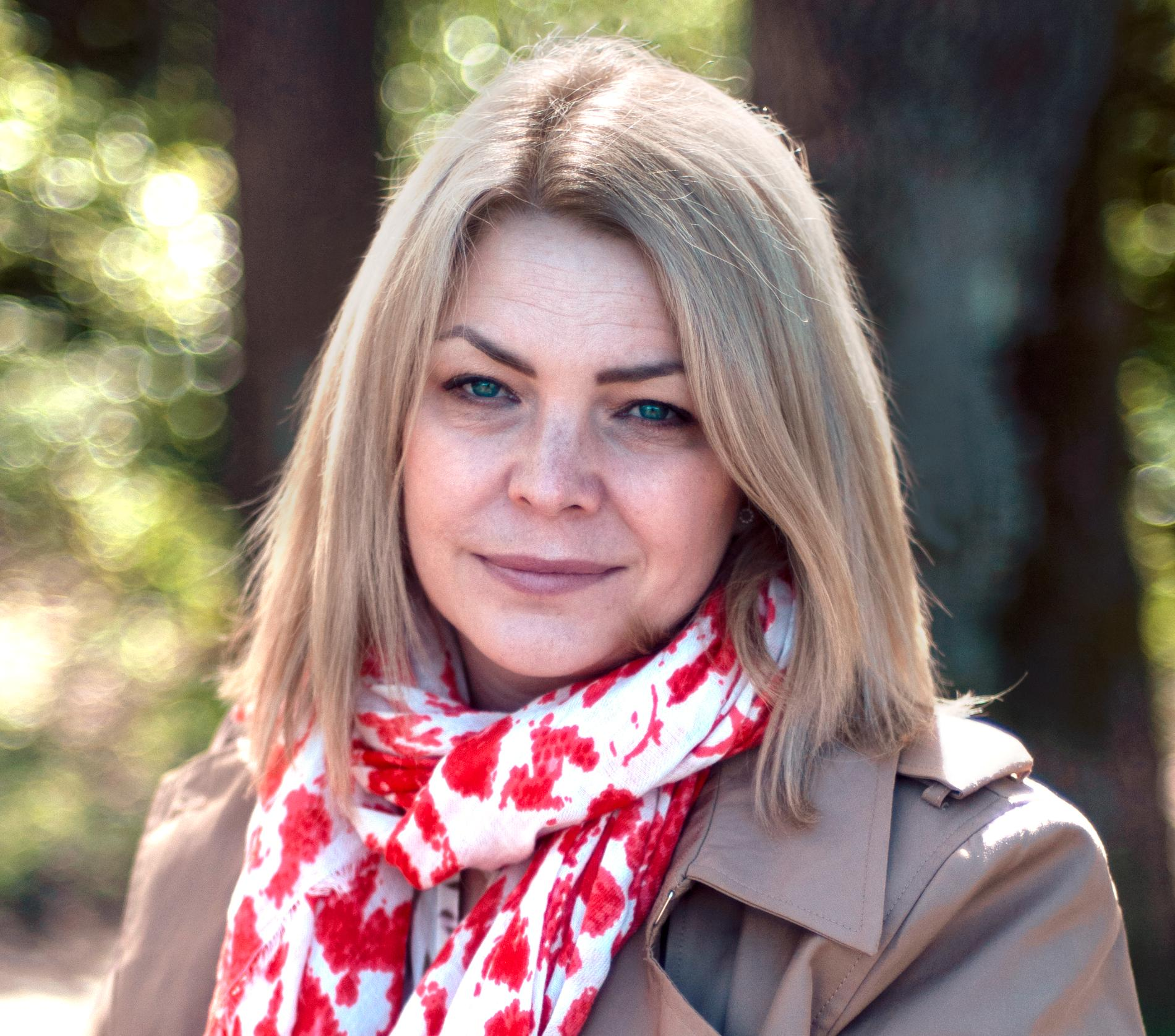 Susanne har skrivit en bok om vägen mot barn och om att välja bort.
