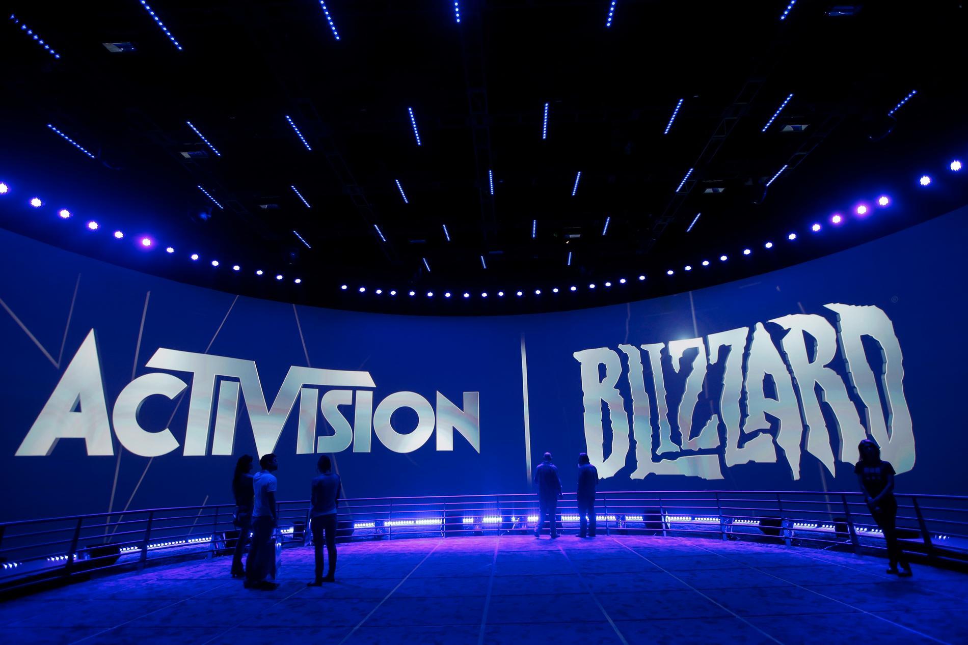 Kalifornien stämmer Activision Blizzard för sexuella trakasserier.