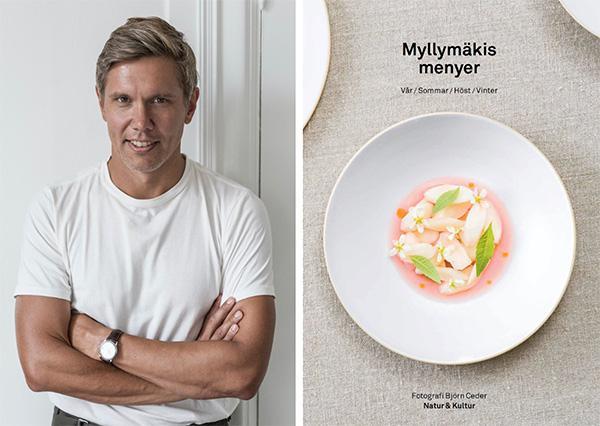 Tommy Myllimäki tipsar om sina favoritmenyer i sin nya kokbok.
