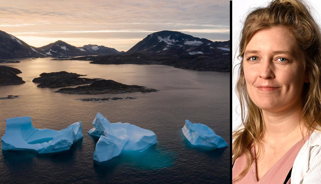 Vi hoppas med serien få till en insatt debatt om vad som egentligen behöver göras åt klimatkrisen och vad det är som hindrar att det blir gjort, skriver Virve Ivarsson, vikarierande debattredaktör. Bakgrundsbilden visa stora isberg som flyter iväg vid Kulusuk, Grönland där ökade temperaturer och minskat istäcke hotar ekosystemen, fisket och den lokala kulturen.