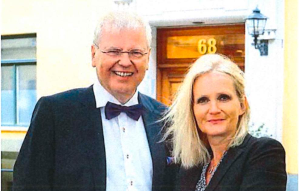 Förbundsordförande Bror Holm och förbundsdirektör Vibeke Hammarström leder kyrkfacket.