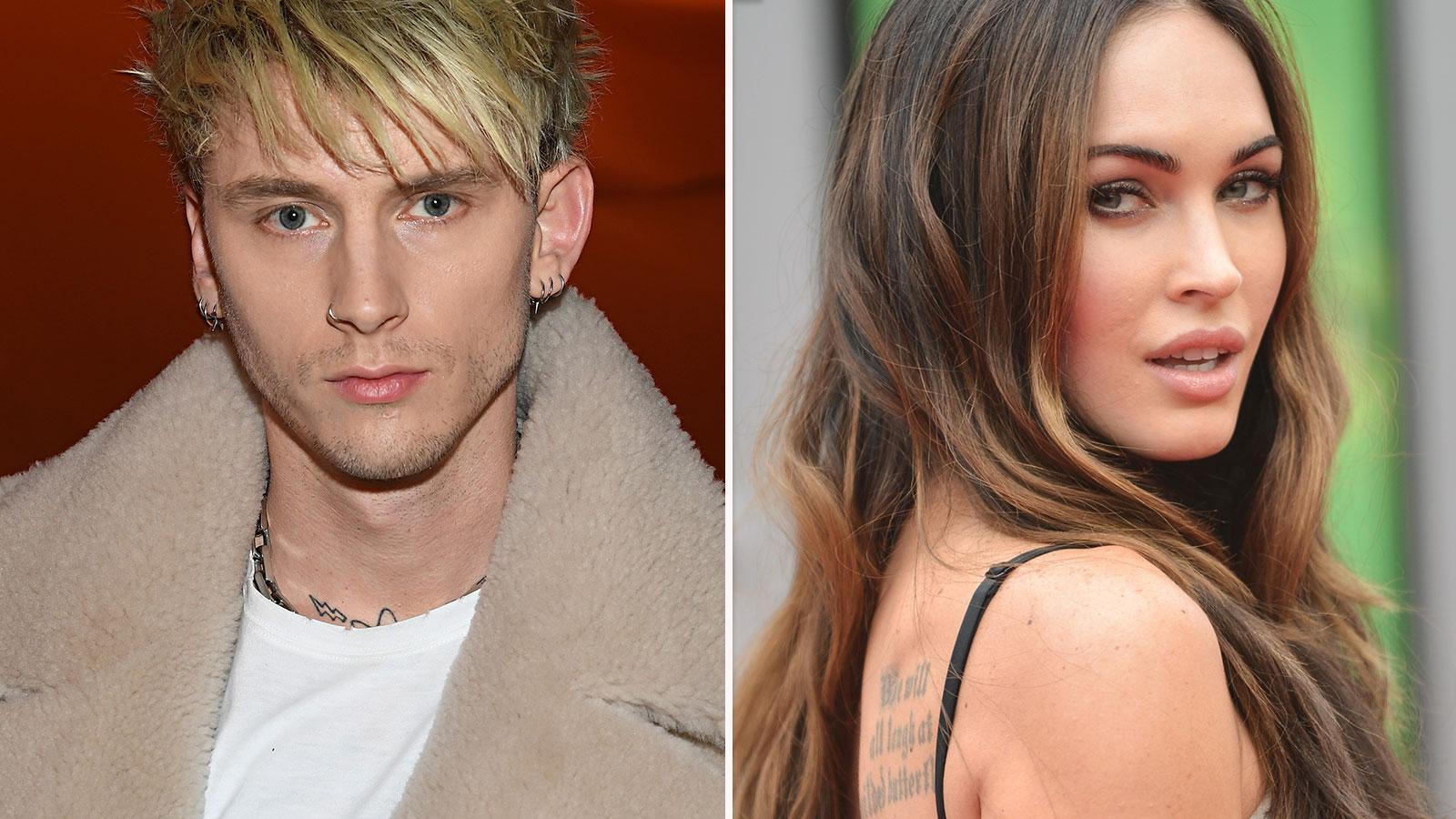 Bara veckor efter skilsmässan har Megan Fox hittat kärleken på nytt – i Colson Baker.