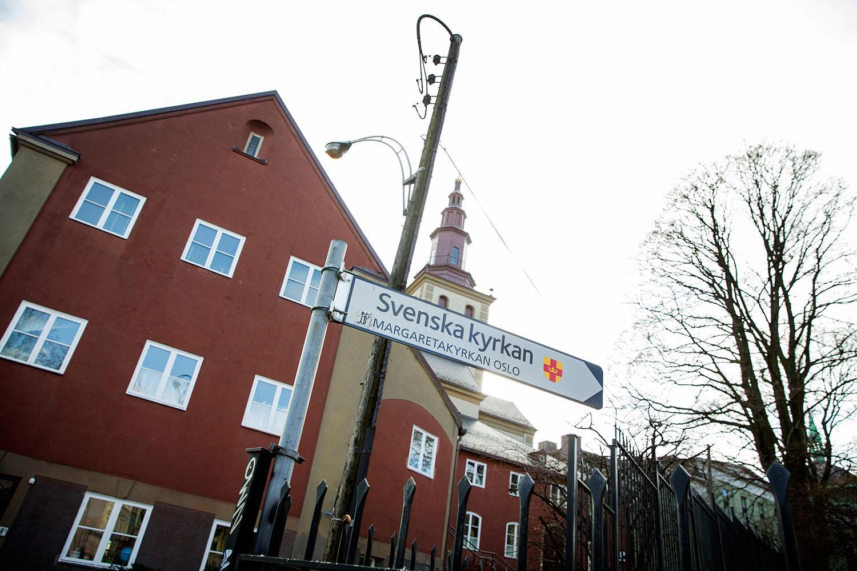 Svenska kyrkan i Oslo.