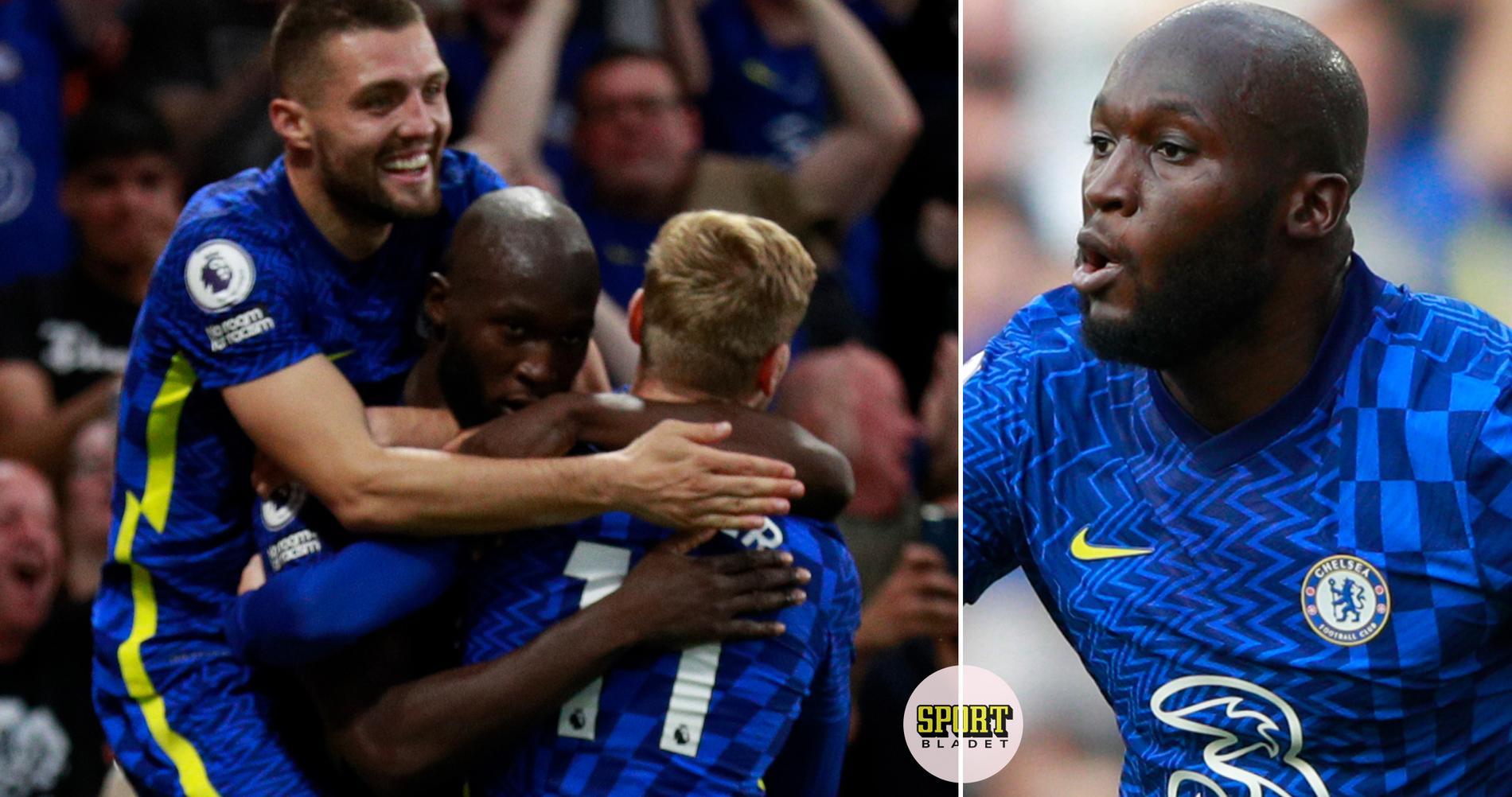 Lukaku bakom Chelseas seger mot Aston Villa