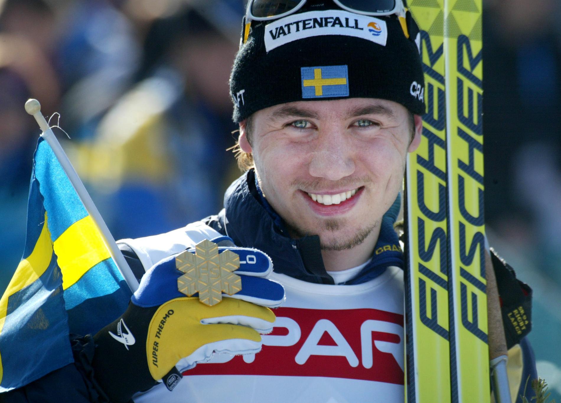 Per Elofsson har drabbats av en stroke.