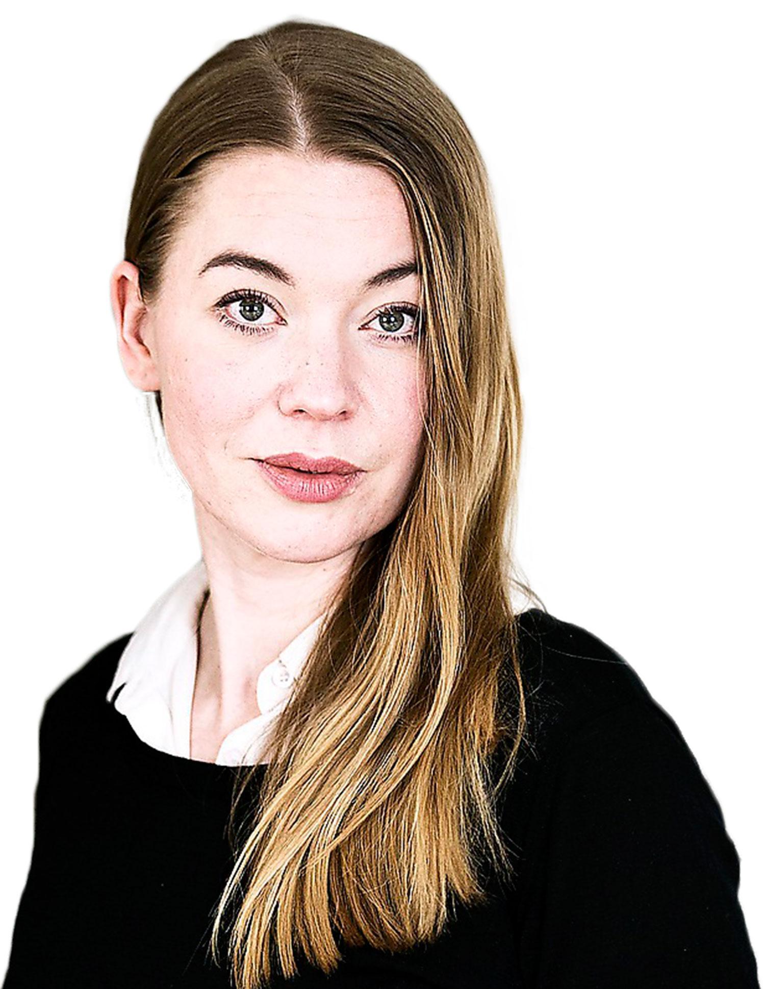Karolina Ramqvist (född 1976). Foto: Lotte Fernwall