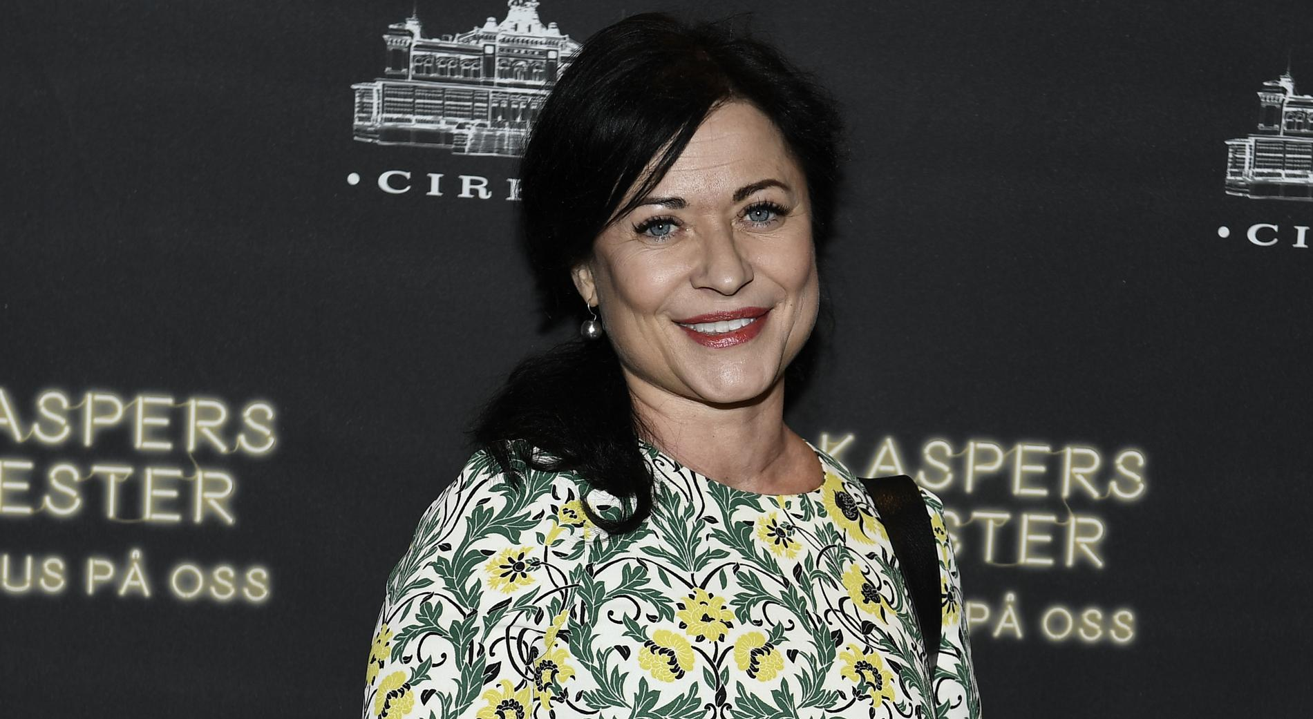 Lisbeth Åkerman.