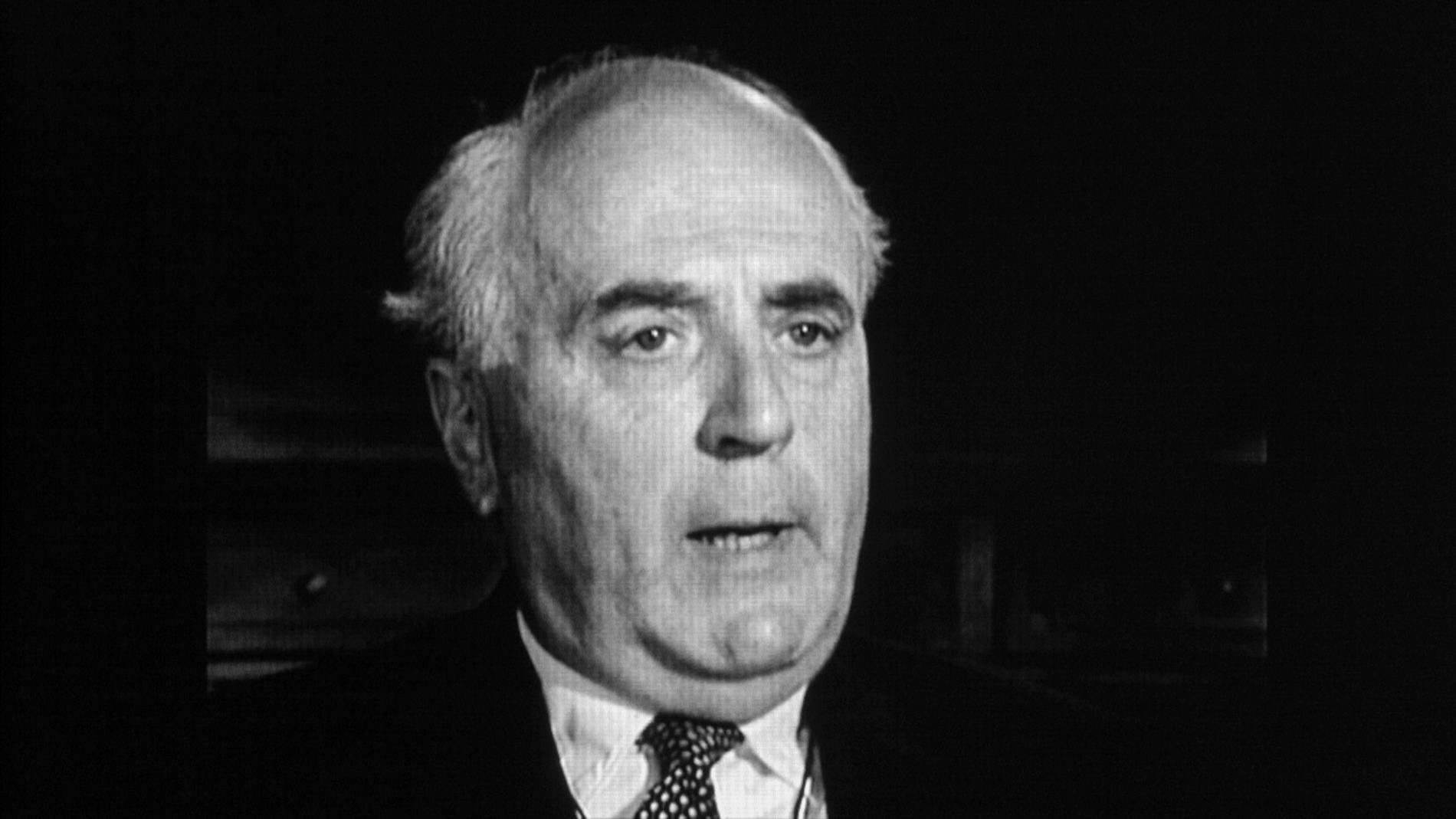 Den svenske diplomaten Göran von Otter, pappa till författaren Birgitta von Otter.