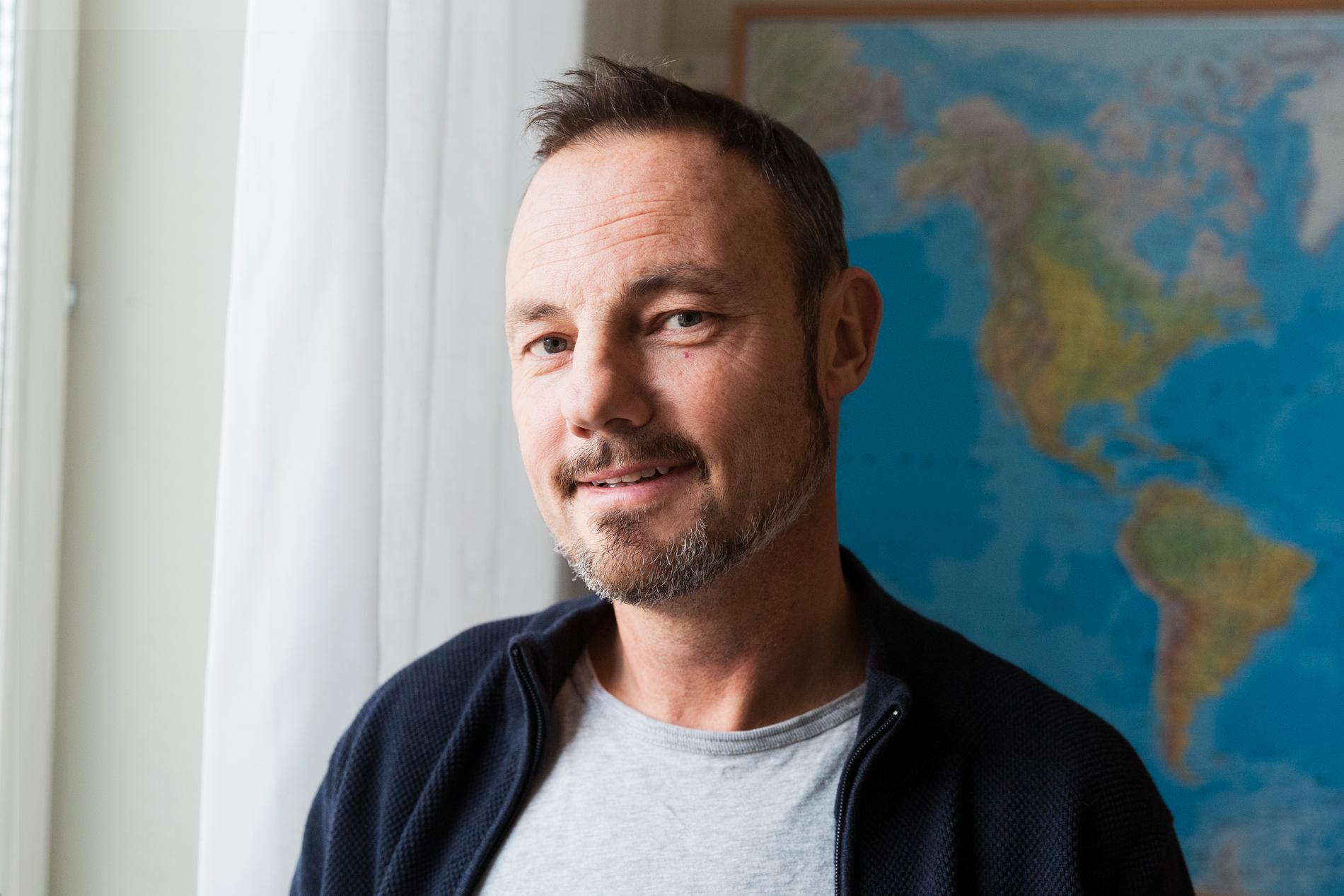 Niklas Arnberg, virusforskare.