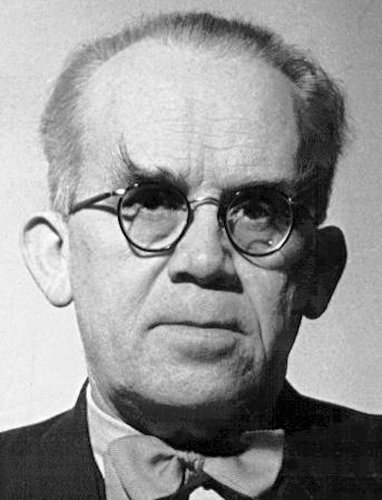 "Per-Gustaf ""PG"" Peterson, var chefredaktör på Aftonbladet 1933–1956."