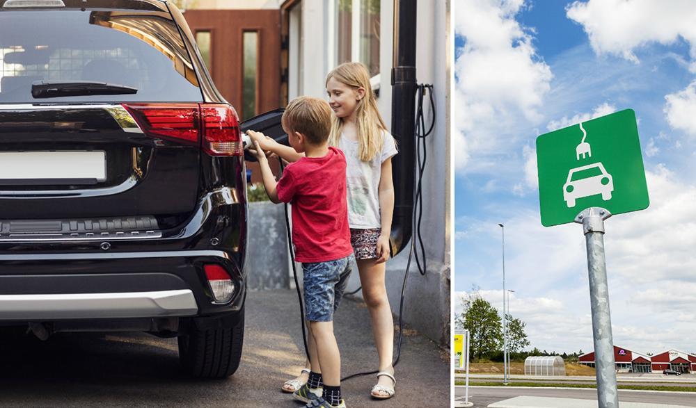 År 2025 bedöms elbilar vara billigare än bensinbilar.