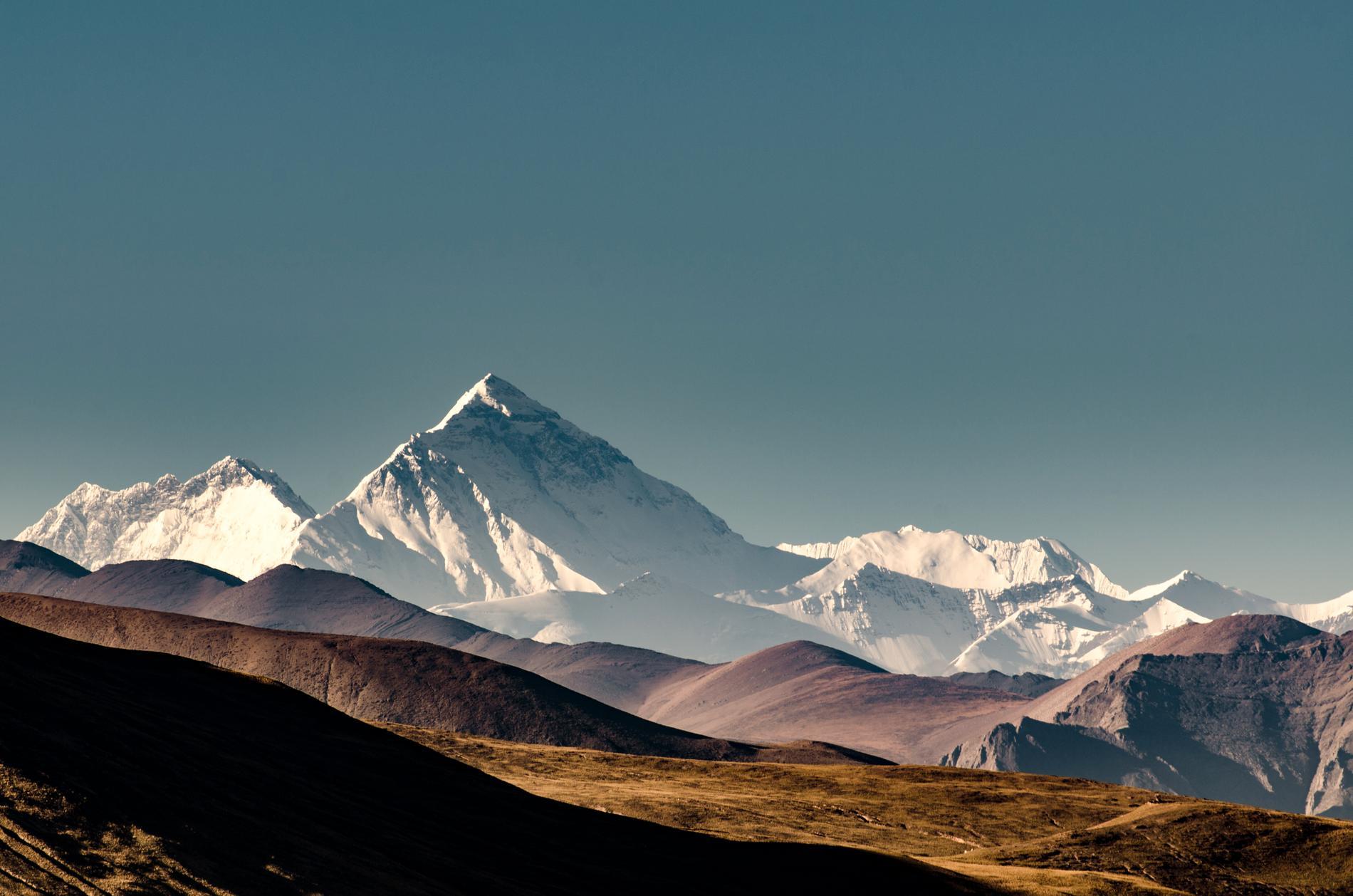 Trots att filmen utspelar sig i Tibet är många scener inspelade på andra platser.