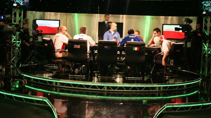 """EPT:s """"semifinaldag"""", fredagen, TV-sänds på webben. Detsamma gäller lördagens finalbord."""