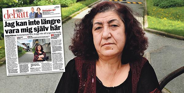 Zeliha Dagli startade debatten om fundamentalismen i förorten med sin artikel på Aftonbladet Debatt i juni förra året. Snart sex månader senare saknar hon fortfarande en vilja från samhället att lyssna på förortens kvinnor.