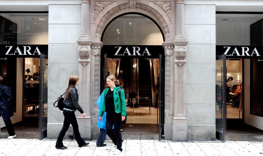 Jobb Zara Uppsala