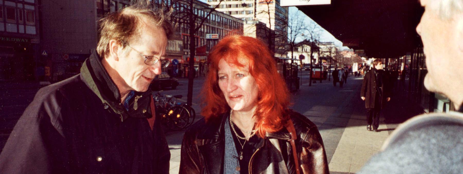 Tom Alandh har gjort sin sista dokumentär om Pia Sjöberg.