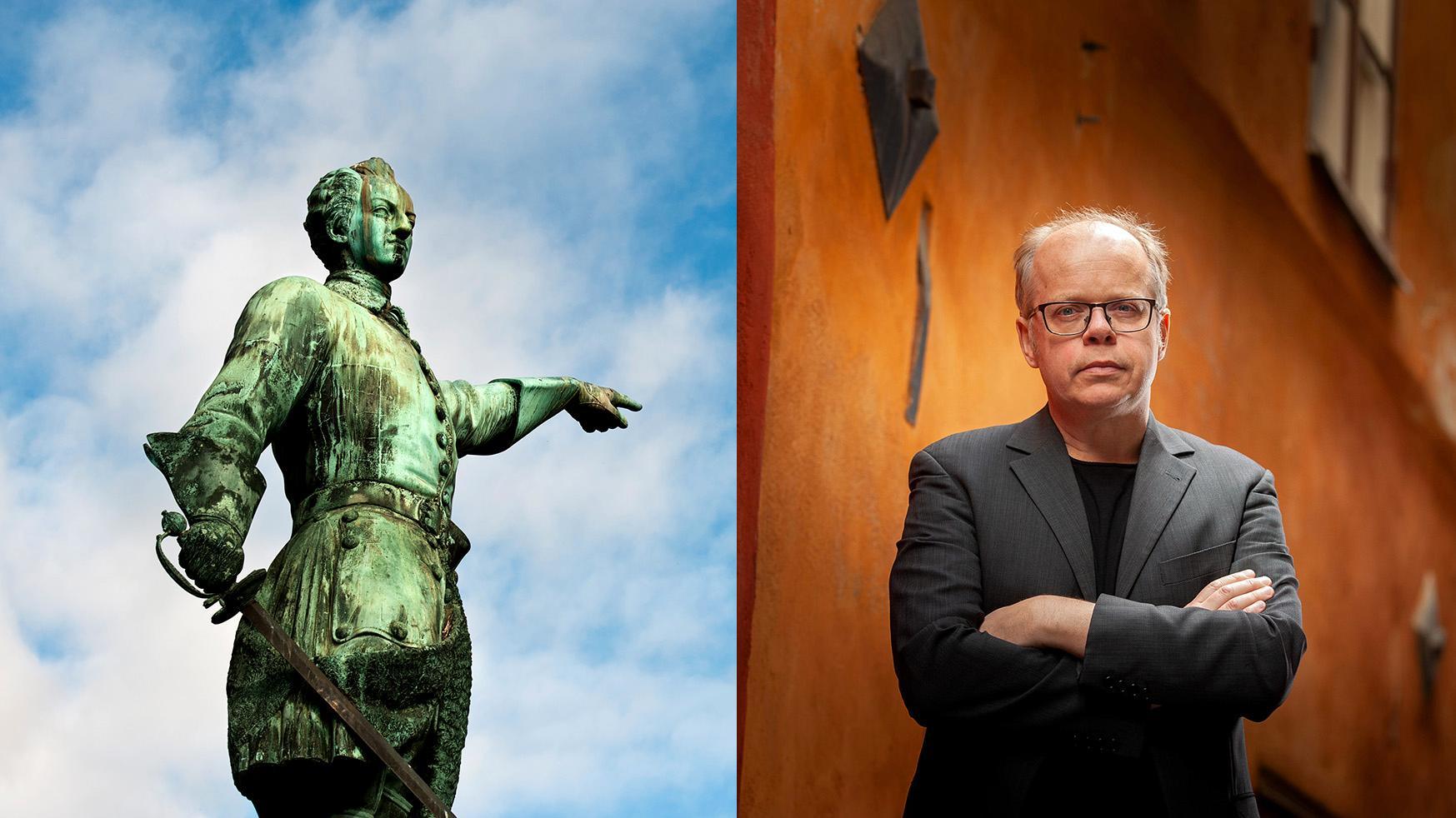 """Magnus Västerbros """"Tyrannens tid"""" är en övertygande berättelse om människor som levde under Karl XII:s krigiska envälde, skriver Kalle Holmqvist."""
