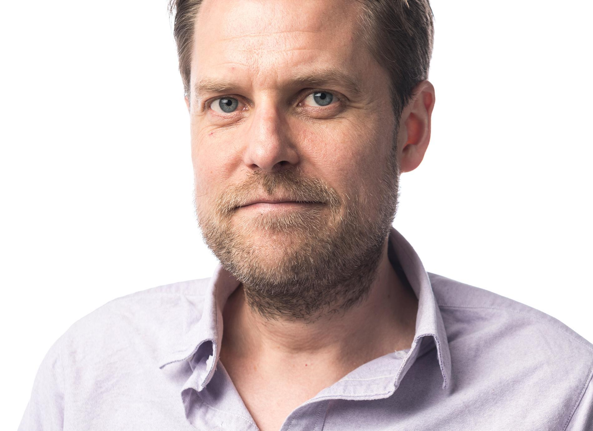 Stefan Hedmark.