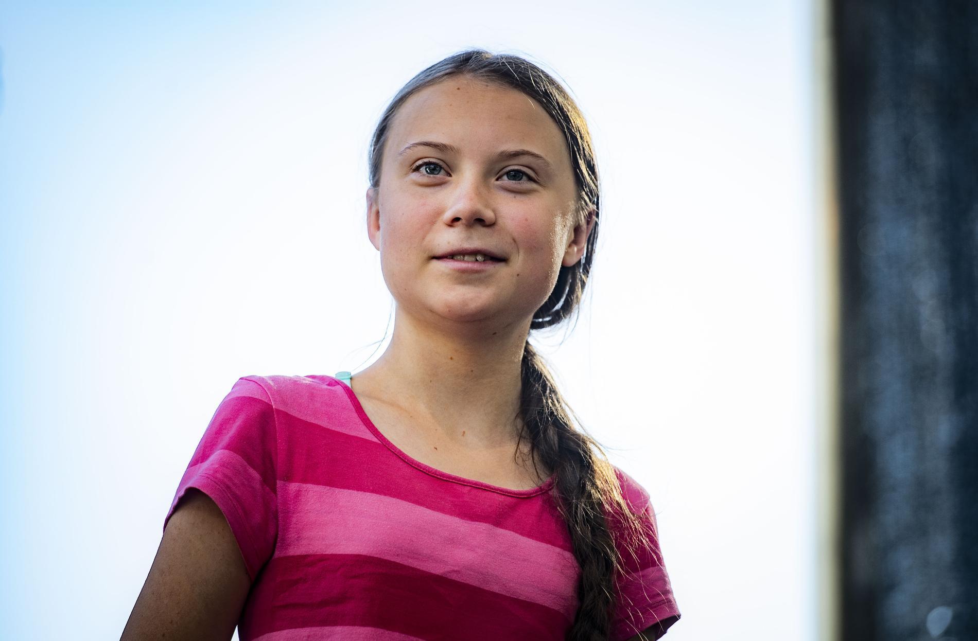 Greta Thunberg har sopat banan med MP