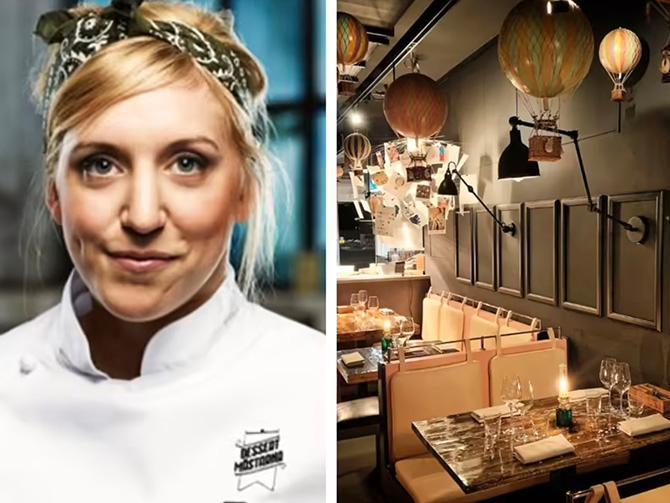 Dorotea Malmegård slog igenom i tv-rutan i Dessertmästarna 2014.