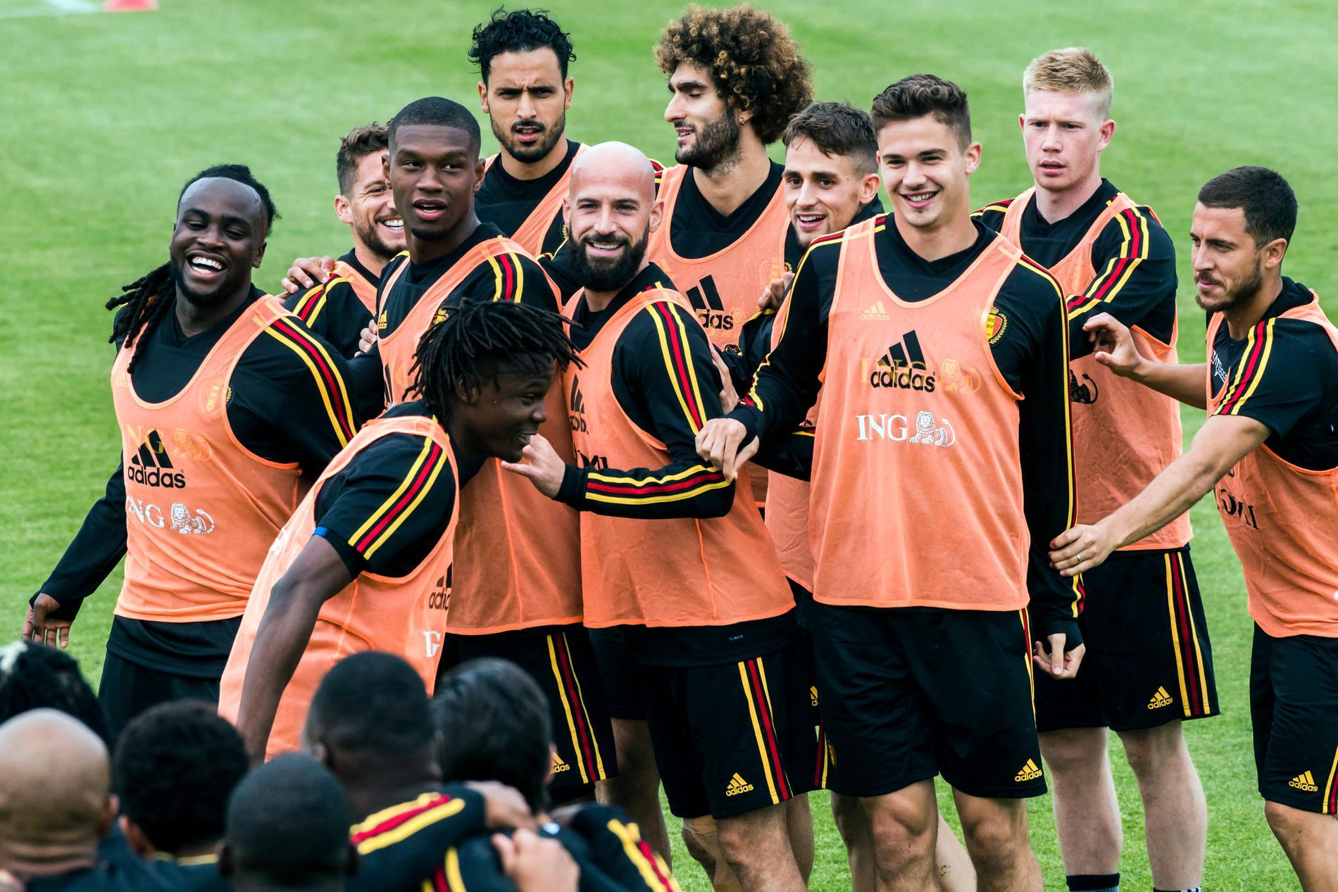 Belgien landslag